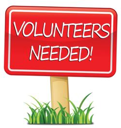 volunteers needed st paul s lutheran church and school